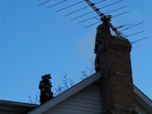 Chimney fire 003